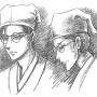 2015 劇団新感線『五右衛門vs轟天』舞台用映像イラスト