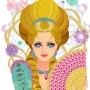 ファッション・女性誌・クール・姫