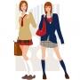 女の子・ファッション・女性誌・クール